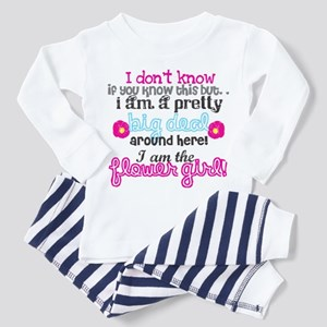 Big Deal Flower Girl Toddler Pajamas