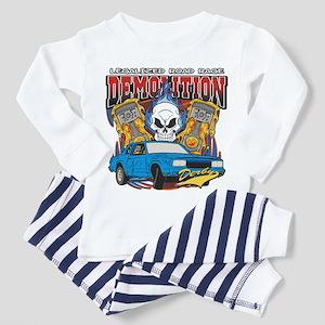 Demolition Derby Toddler Pajamas