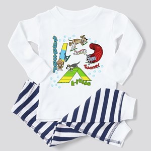 Four Agility Obstacles Toddler TShirt