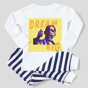 Dream Big Obama Toddler Pajamas