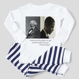 Douglass-Obama Toddler Pajamas