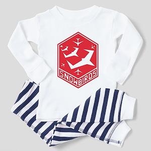 SNOWBIRDS Toddler Pajamas