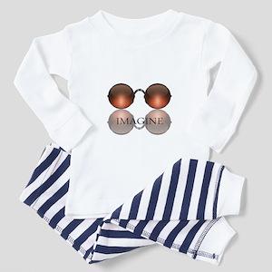 Imagine Rose Colored Glasses Toddler T-Shir
