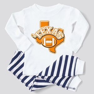 Texas Football Toddler Pajamas