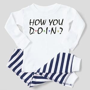 Friends TV Show Toddler Pajamas