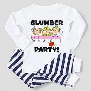 Slumber Party Toddler Pajamas