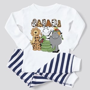 Safari Toddler Pajamas