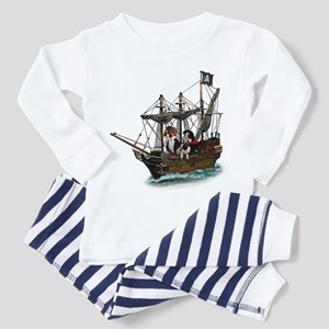 Biscuit Pirates Toddler Pajamas