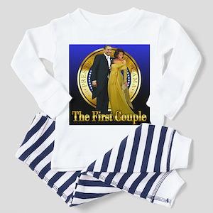 tshirt blue Toddler Pajamas