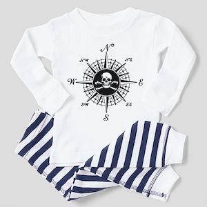 Compass Rose II Toddler Pajamas