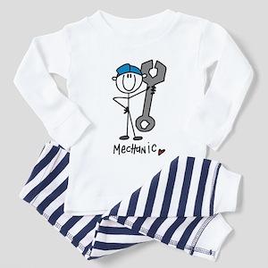 Basic Mechanic Toddler Pajamas