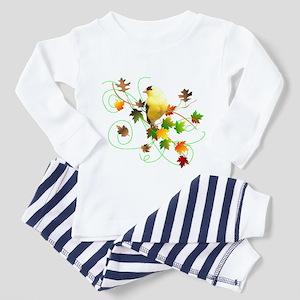 Goldfinch Toddler Pajamas