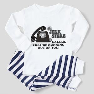 the Jerk Store Seinfeld Toddler Pajamas