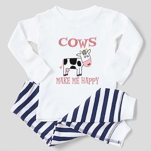 Cows Toddler Pajamas