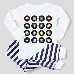 Records Toddler Pajamas