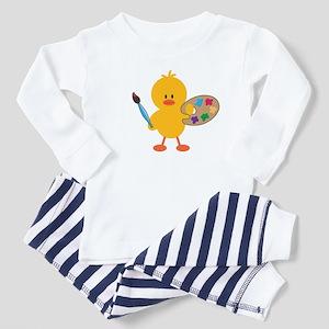 Art Chick Pajamas