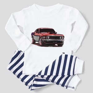 Mustang 1969 Toddler Pajamas
