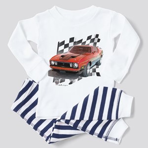 Mustang 1973 Toddler Pajamas