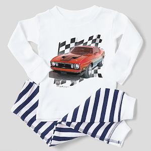 Mustang 1973 Toddler Pajamas