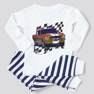 1966 Mustang Toddler Pajamas