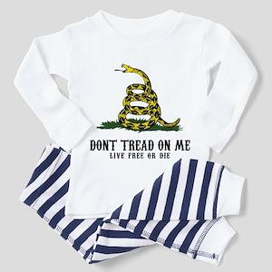 Don't Tread Toddler Pajamas