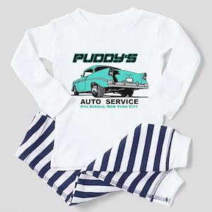 Seinfeld Puddy Auto Toddler Pajamas