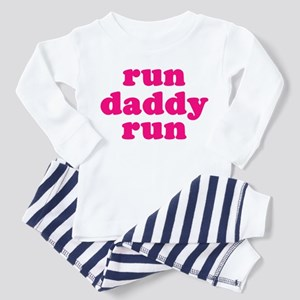 run daddy run Toddler Pajamas