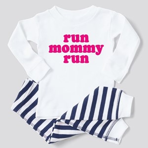 Run Mommy Run Toddler Pajamas