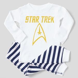 Vintage Star Trek Toddler Pajamas