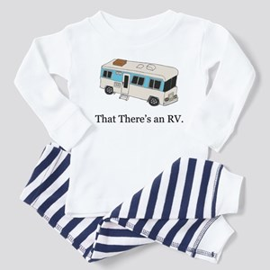 That There's an RV Toddler Pajamas