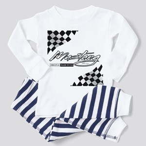 MustangFlags Toddler Pajamas