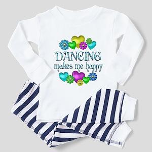 Dancing Happiness Toddler Pajamas