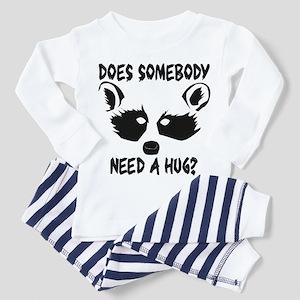 Elf Raccoon Toddler Pajamas