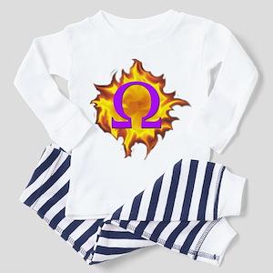 We are Omega! Toddler Pajamas