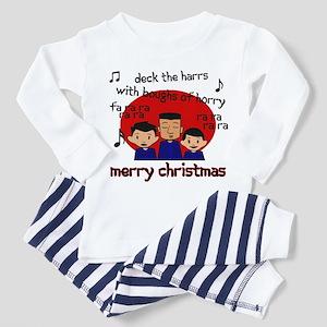 Fa Ra Ra Ra Ra Toddler Pajamas