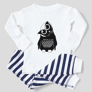 Curious Owl Toddler Pajamas