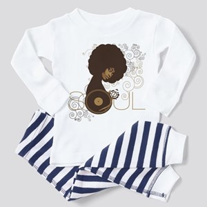 Soul III Toddler Pajamas
