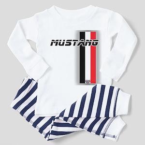 Mustang BWR Toddler Pajamas