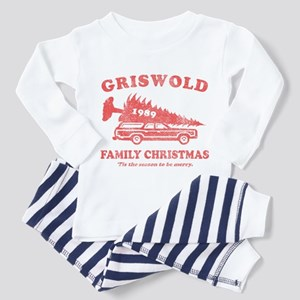Griswold Family Christmas Toddler Pajamas