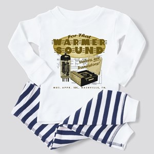 Valve Amplifier Toddler Pajamas