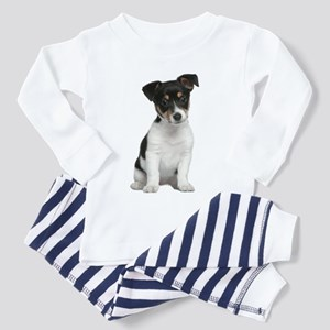 Jack Russell Terrier Toddler Pajamas