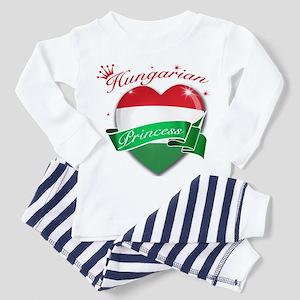 Hungarian Princess Toddler Pajamas