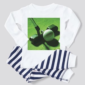 Golf Toddler Pajamas
