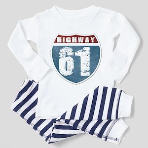 Highway 61 Toddler Pajamas