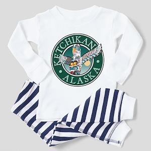 Ketchikan Toddler Pajamas