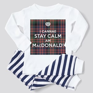 MacDonald Toddler Pajamas