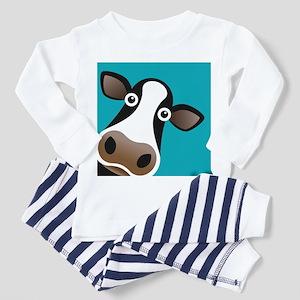 Moo Cow! Toddler Pajamas