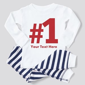 number one Toddler Pajamas