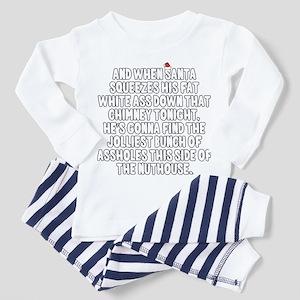Jolliest Bunch of As*holes Pajamas Toddler Pajamas