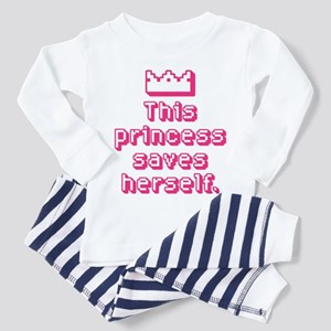 This Princess Saves Herself Pajamas
